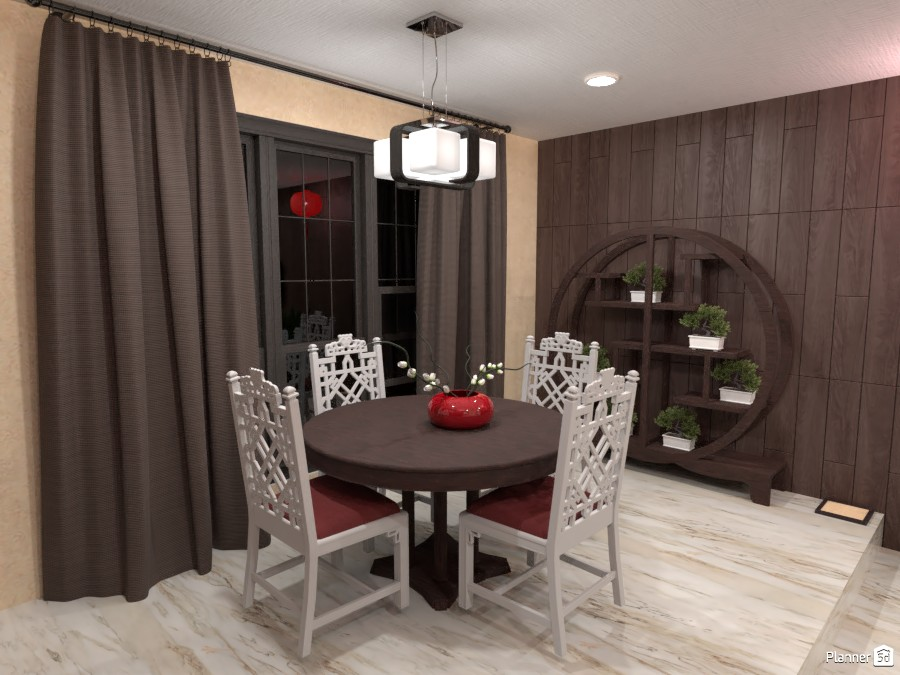 LIVING -DINNING ROOM 4012171 by Didi image