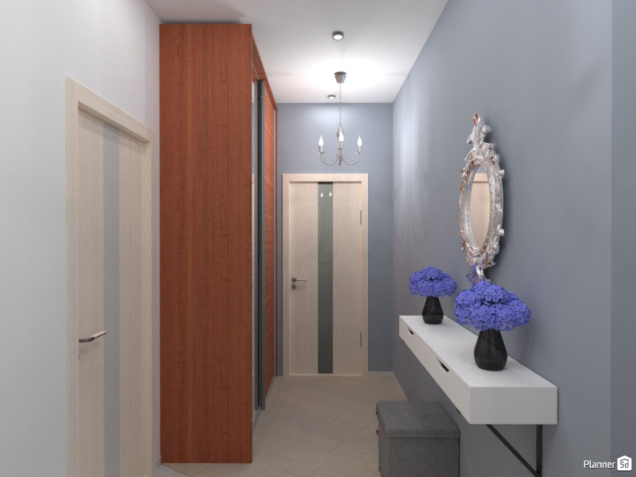 Design Hall Ideas Para Apartamentos Planner 5d