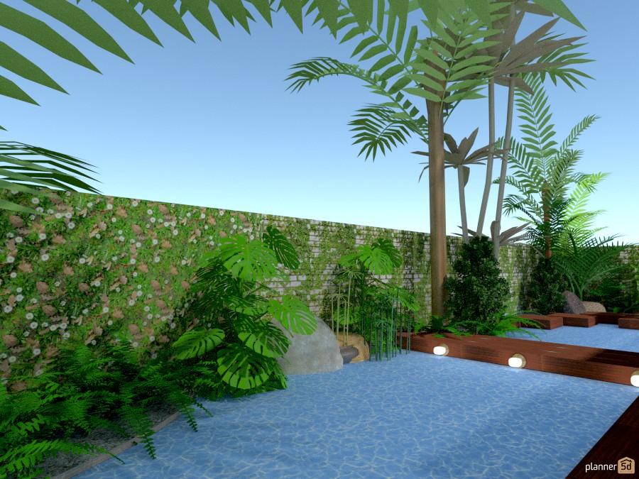 ideas terrace landscape ideas