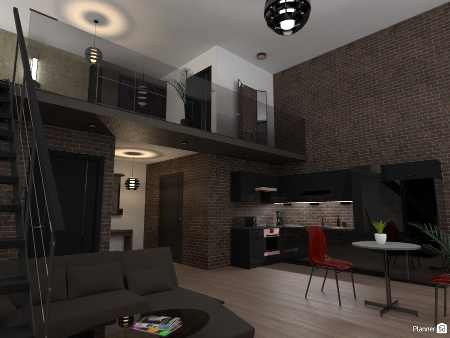 CHIC Loft RENO 84291 by EMG Builds image