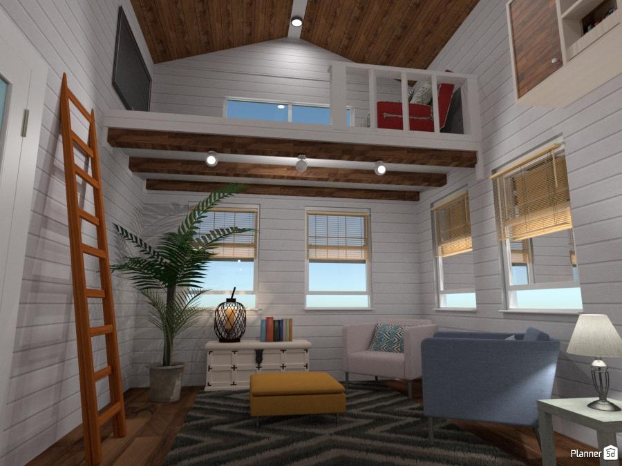 New Tiny House 2 - House ideas - Planner 5D