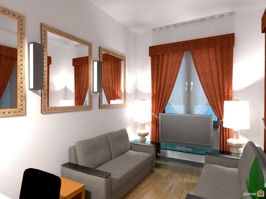 Very Petite Living Room 956158 by Versailles Tee image