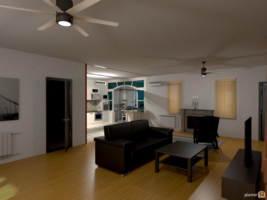 Первый этаж,дом,студия,копакт 917359 by Влад Гайсин image