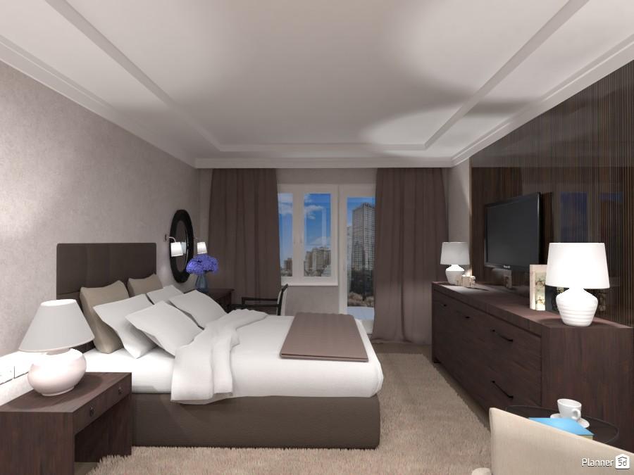 Спальня 3098178 by Elena Strenova image