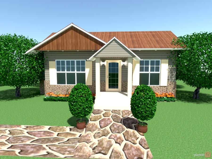 House floorplans planner 5d for Home design 5d