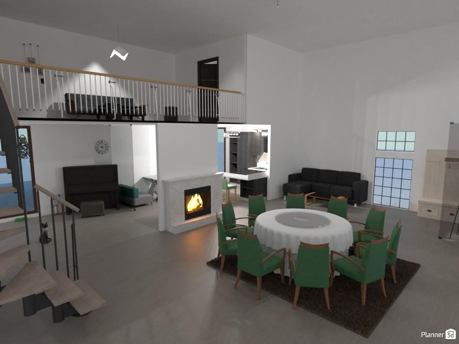 maison avec mezzanine 3394296 by Albane image