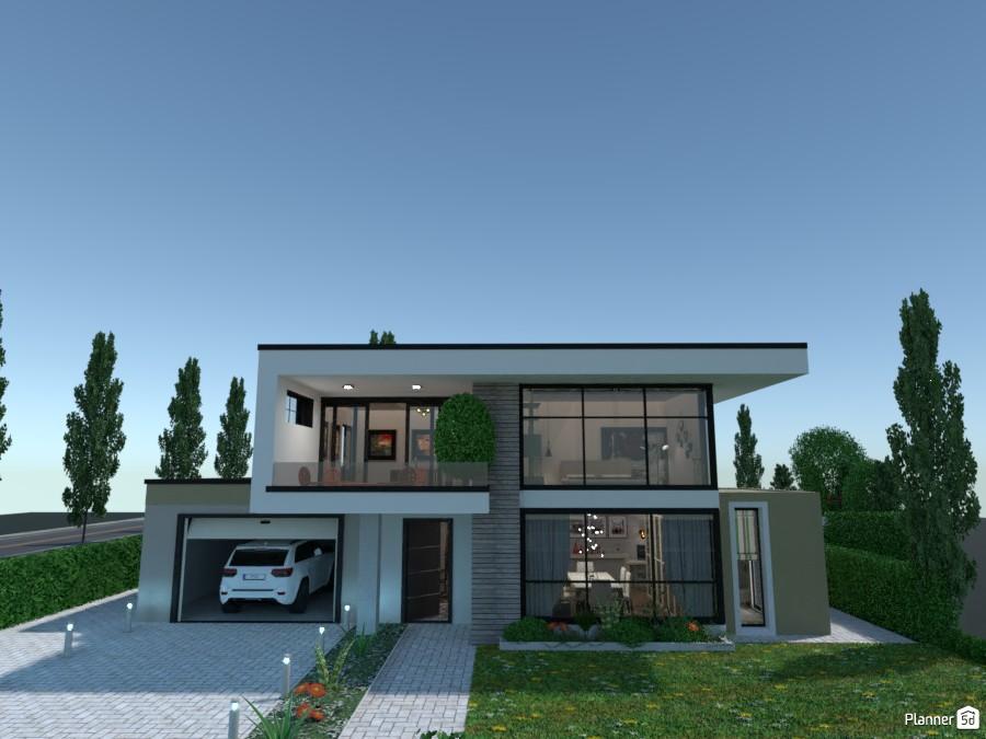 Villa April 2020: Front 3276388 by Micaela Maccaferri image