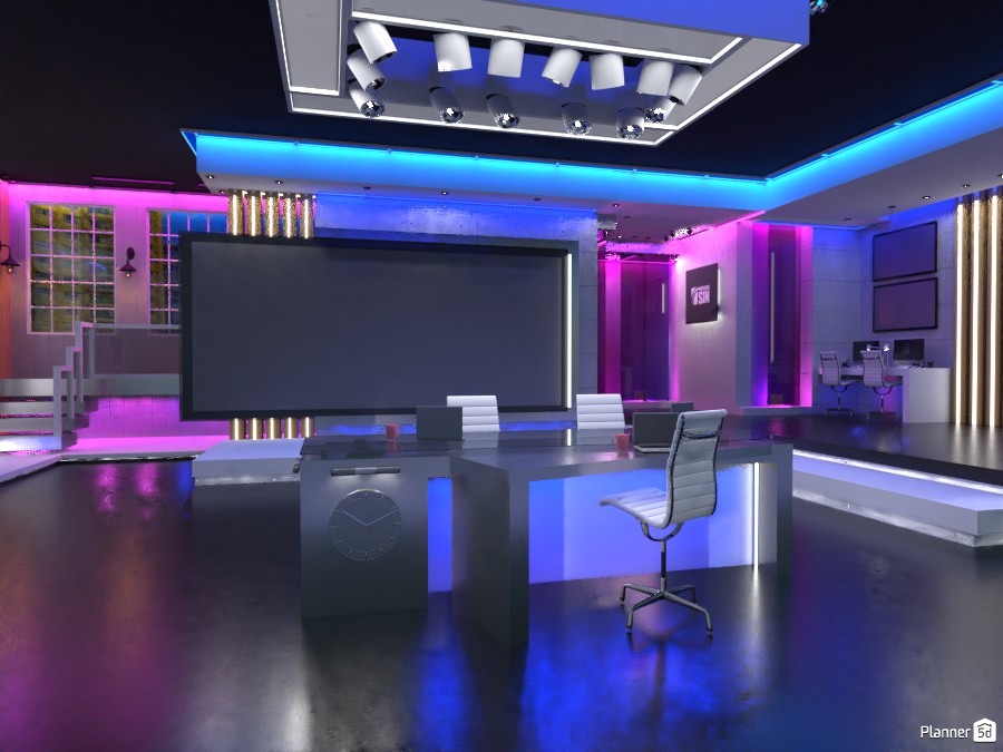 News Desk 3284157 by Aquiles Damiron image