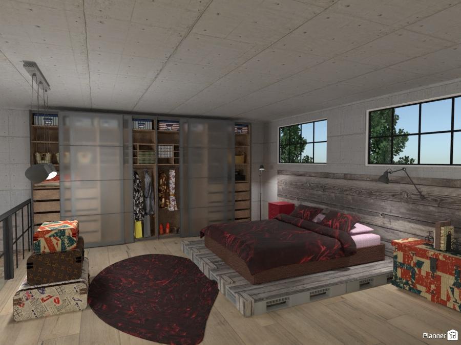 The Lars's Loft: Dreaming Corner 2543692 by Micaela Maccaferri image
