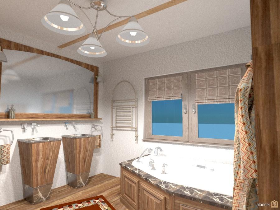 Villa Erika: Bagno - House ideas - Planner 5D