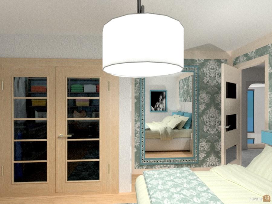 Villa Erika: Camera da Letto - House ideas - Planner 5D