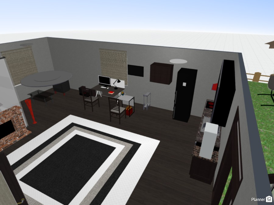 My 2nd house. It`s studio apartament. 69728 by Crylo Ren image