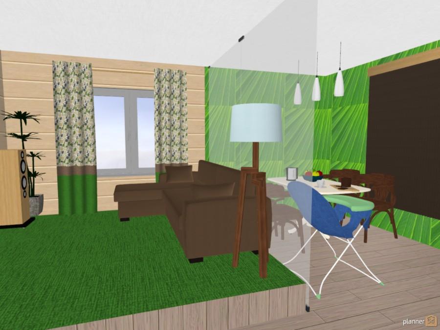 Квартира для семьи 69608 by Luchinina.A image