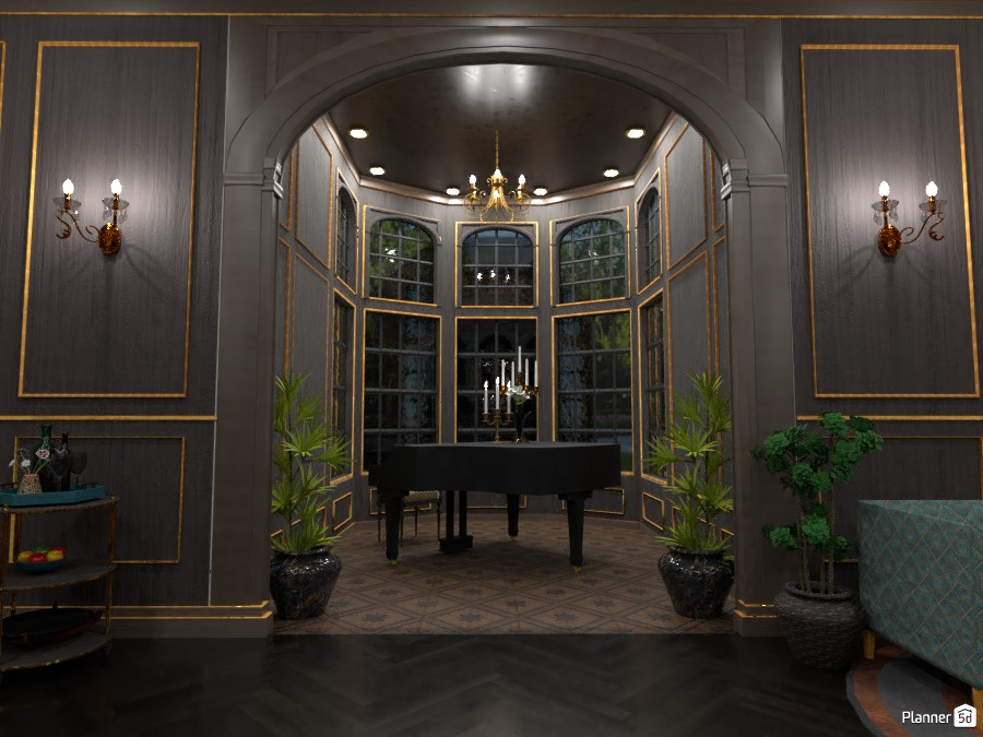 Upscale Great Room 3850512 by DesignKing image
