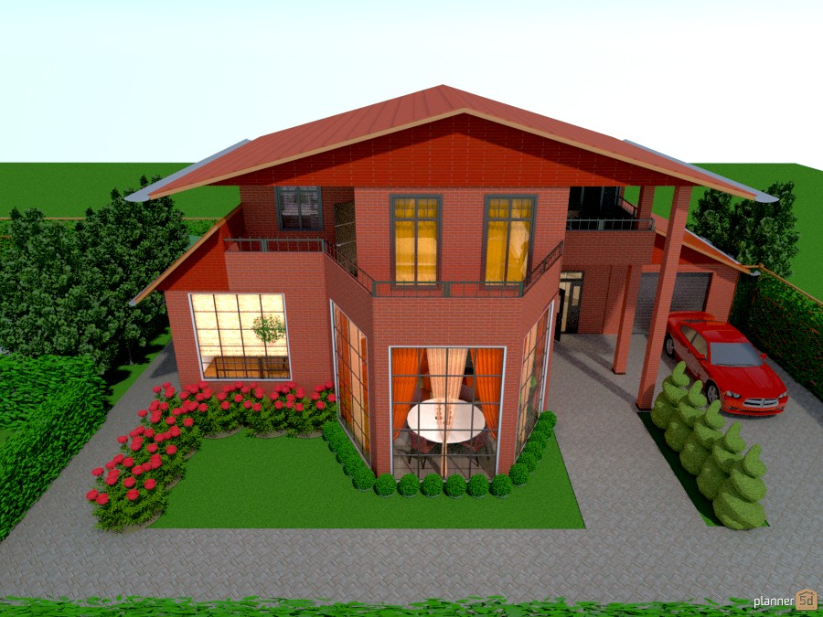 House ideas planner 5d for Home design 5d