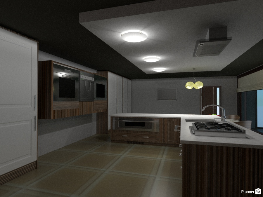 House kitchen ideas planner 5d for Kitchen design 5d