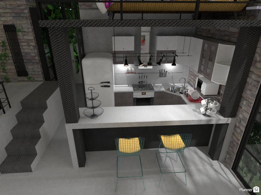 Down&Up Villa: Kitchen 2648755 by Micaela Maccaferri image