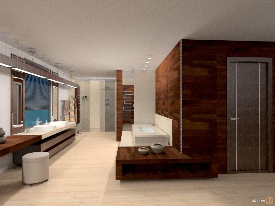 Luxury bath from