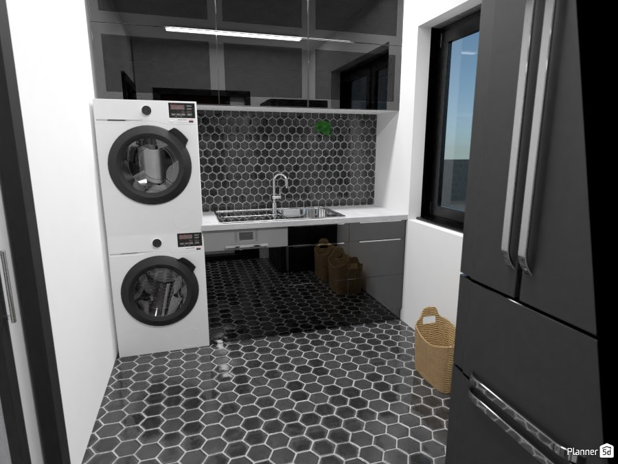 Laundry Room 4328589 by Ana G image