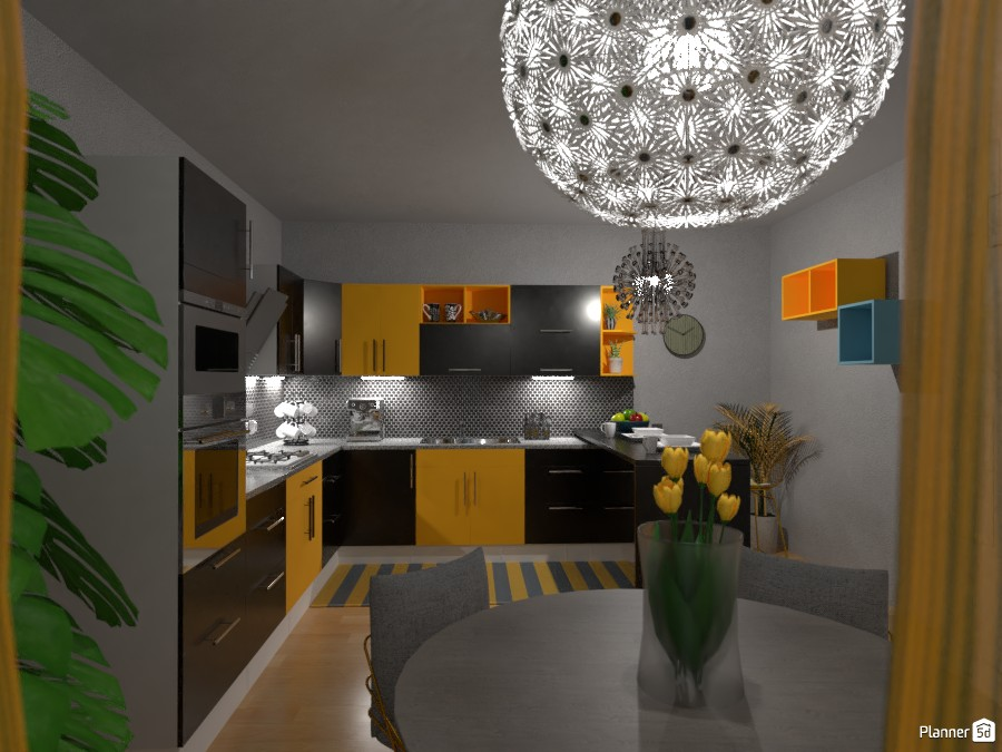 Contest: Spring kitchen #1 3356353 by Freek image