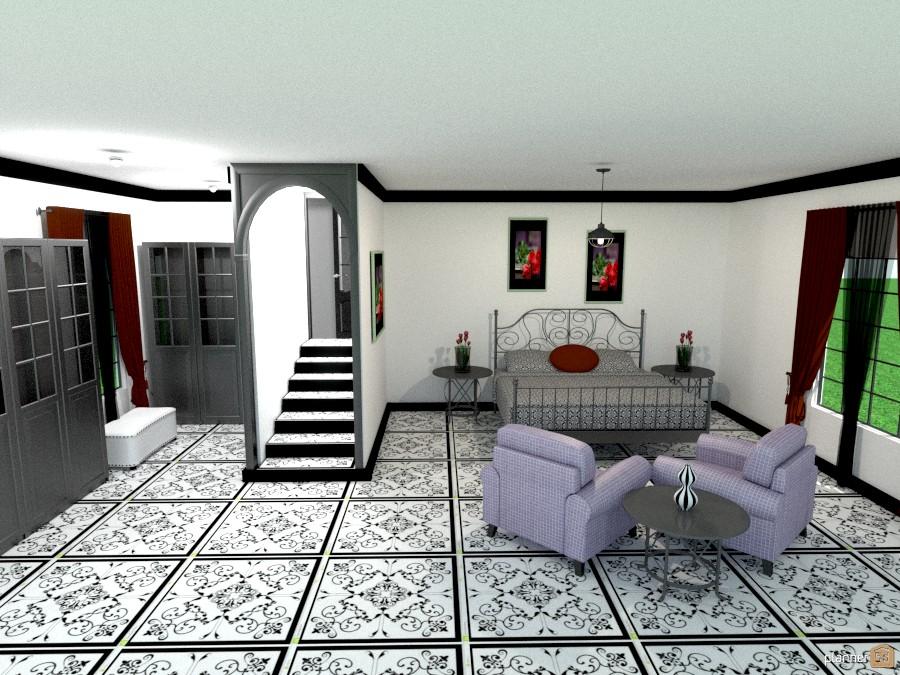 split level bedroom 1134362 by Joy Suiter image