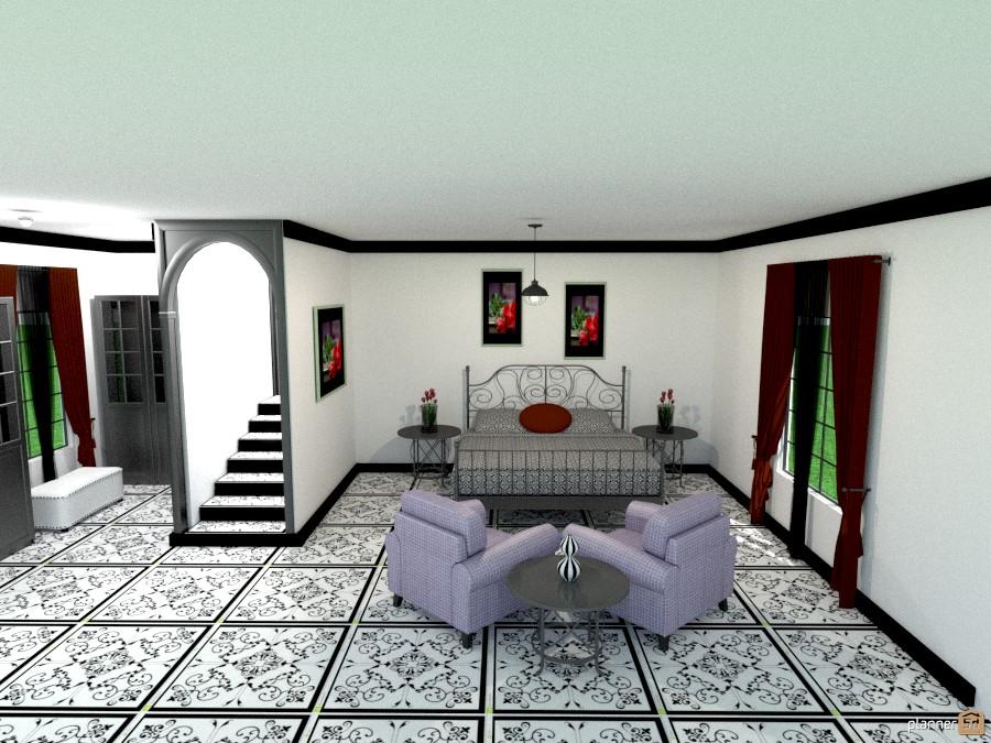 split level bedroom 1134308 by Joy Suiter image