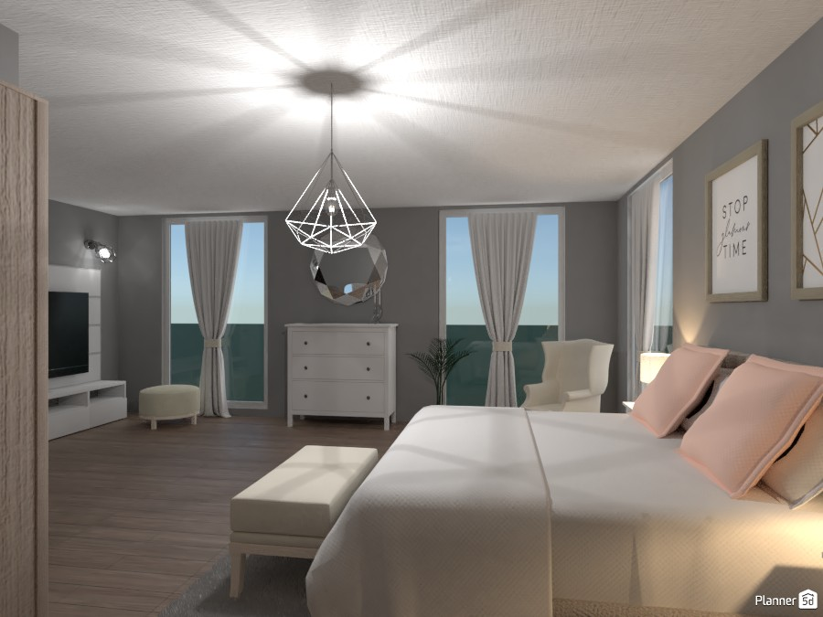 POSH Bedroom theme 3884331 by EMG Builds image