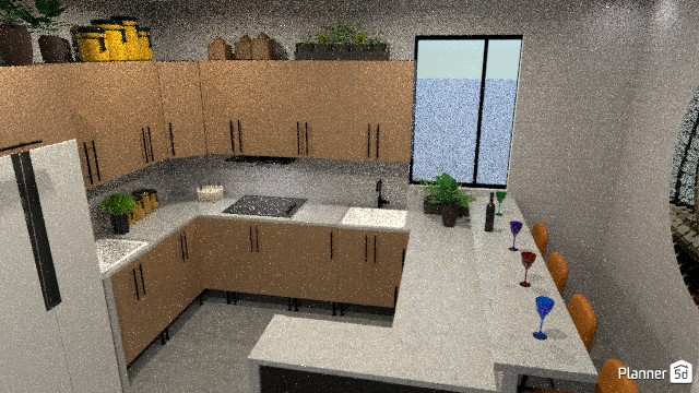 Spring Kitchen Contest Design 80609 by Mari Mond image