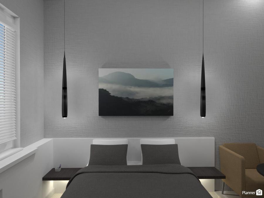 Design hotel room 74192 by Татьяна Максимова image