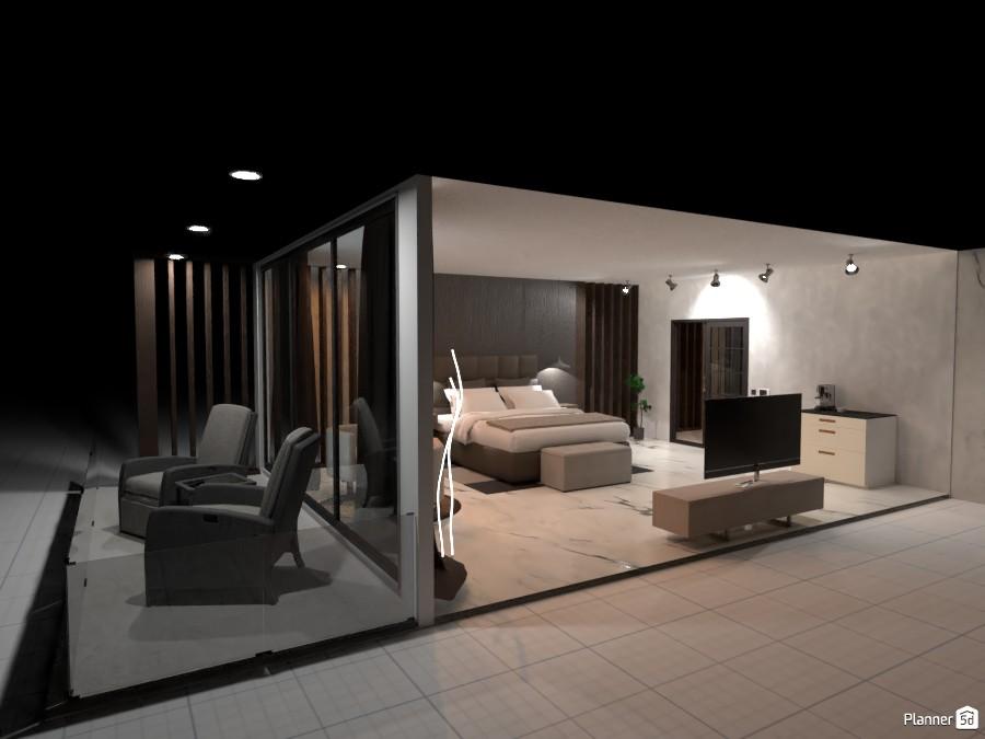 Bedroom 3680536 by Ahmad Alsayegh image