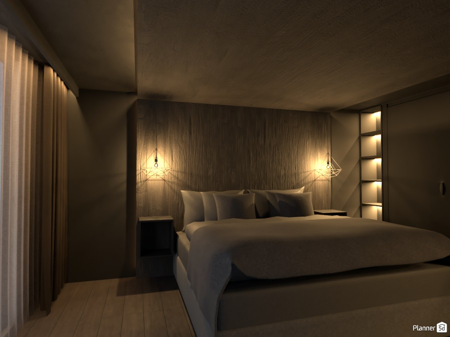 bedroom 3568342 by Rayslla Andrade image