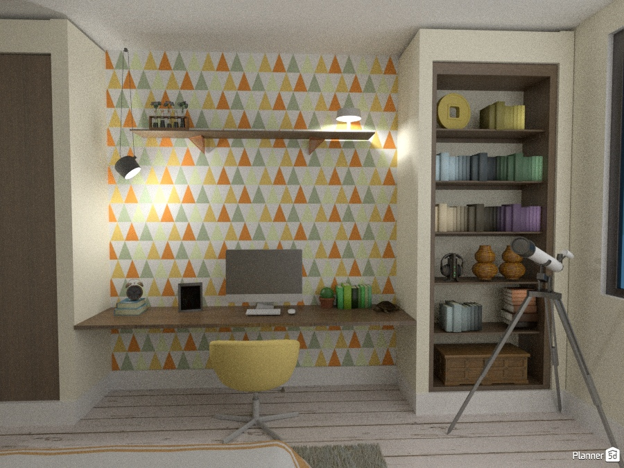 Little office 1703757 by amandaveres veres image