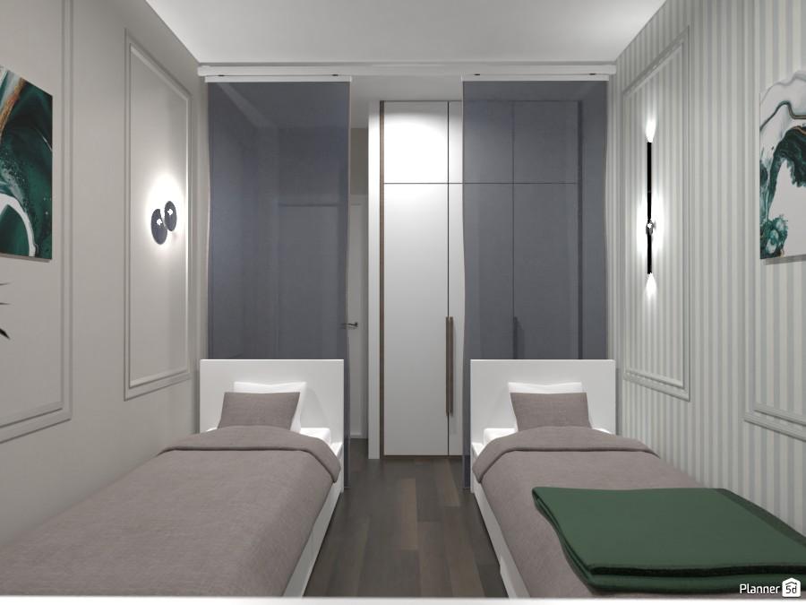 Спальня братьев 3553142 by Ksenia image
