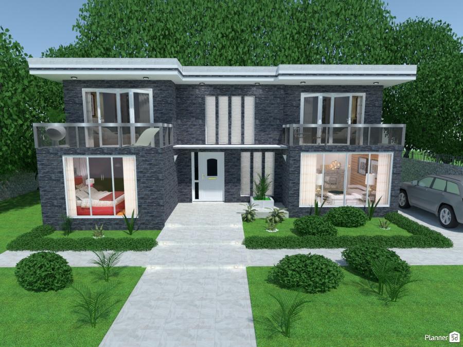 Casa moderna XX 2527144 by MariaCris image
