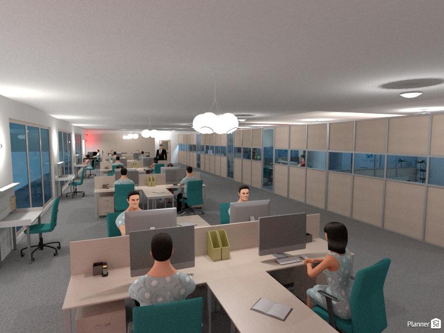 Oficinas Tecnicuartz 1258569 by JP Creaciones image