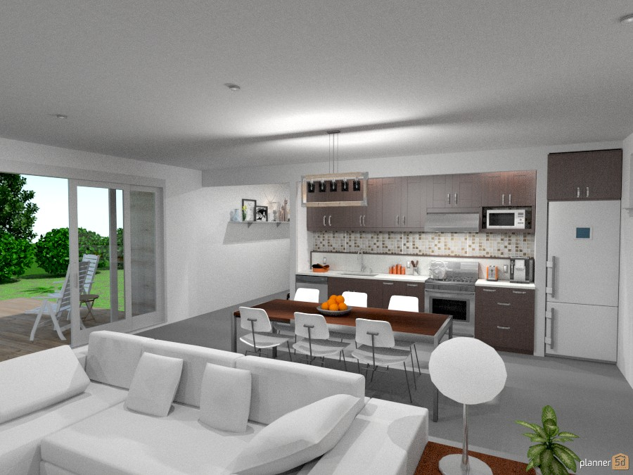 Decoracion de casas de campo modernas cada la alcoba for Casa moderna ud