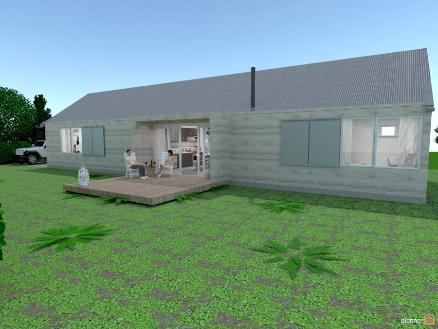 Entradas casa de campo gallery of reforma de una casa de - Entradas de casas de campo ...