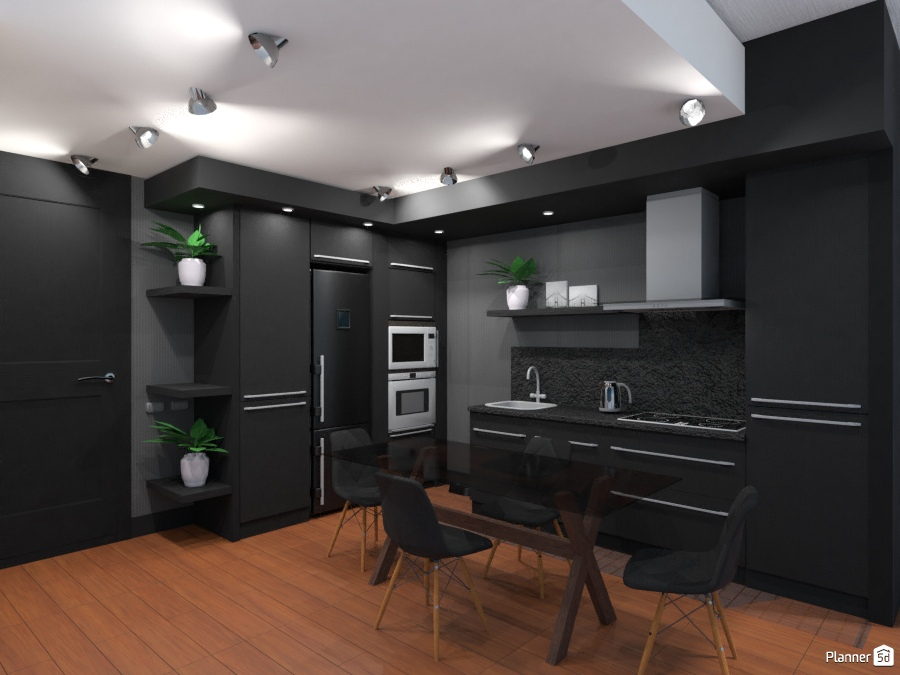 Our Kitchen 2431526 by Ma. Graciela Díaz M. image
