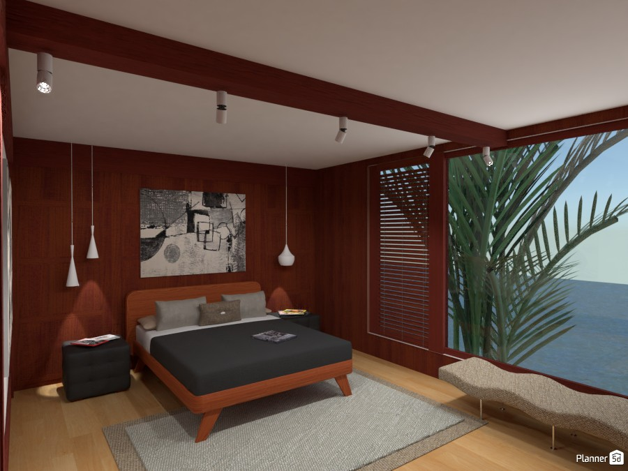 Off Shore: Bedroom 3293927 by Moonface image