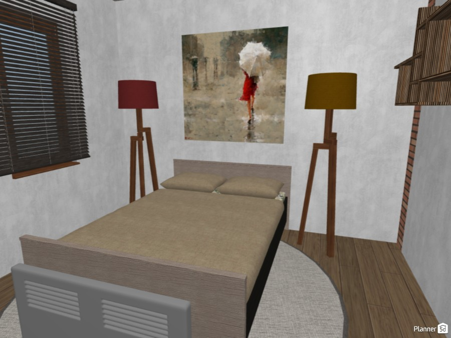 Квартира для девушки-студентки 68876 by Luchinina.A image