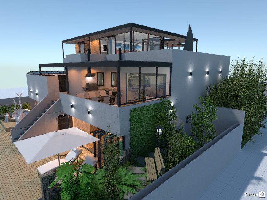 Energy efficient house 4053451 by derick le roux image