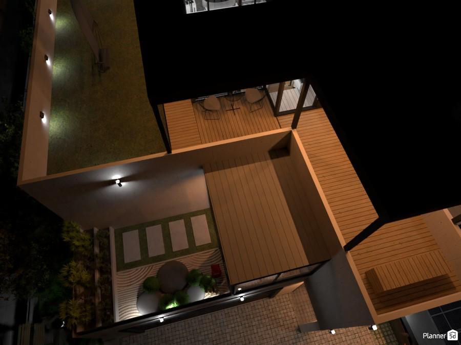 Energy efficient house, lighting... 4057370 by derick le roux image