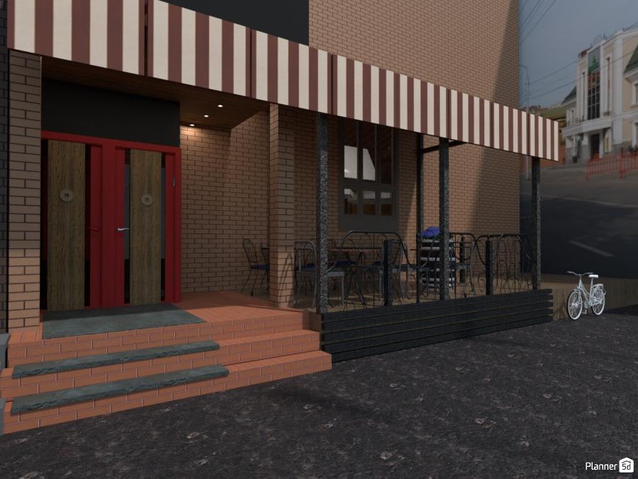 дизайн входной группы Ideas Para Terrazas Planner 5d