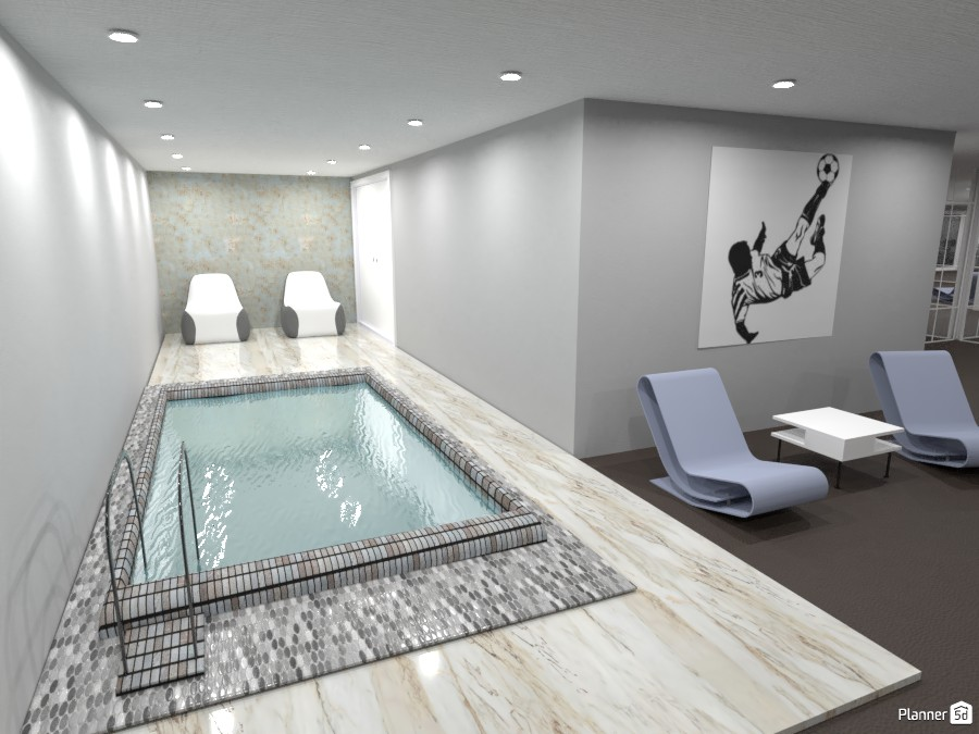 Piscina interior 3999592 by Acarse image