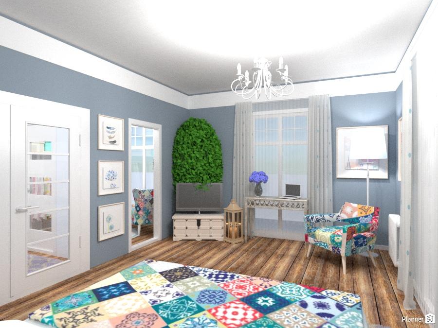 scandi-chic bedroom 1889555 by Chiara Meazza image
