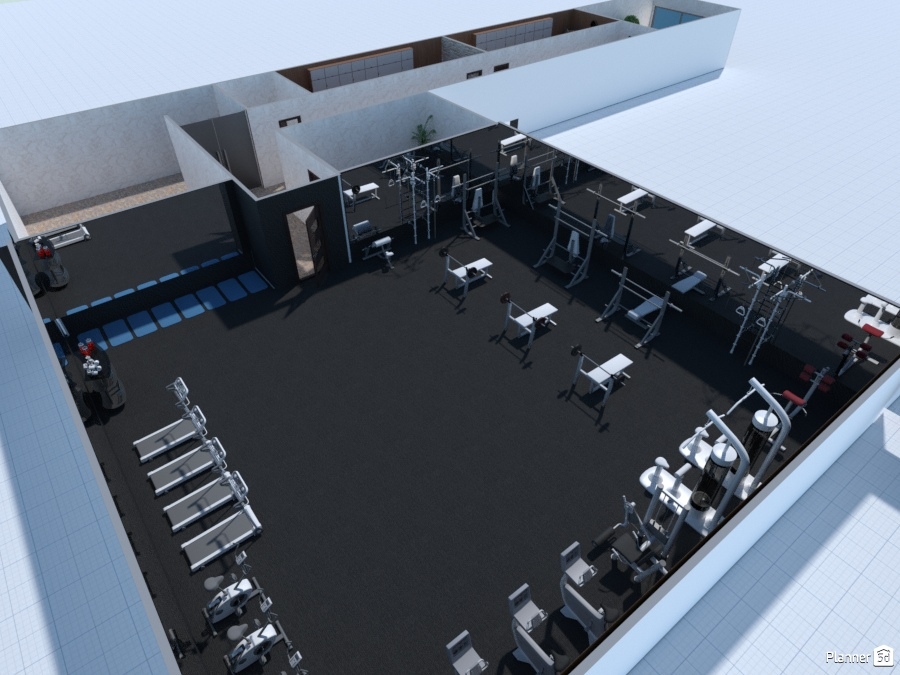 Gym 2712689 by Cormac Wallace image
