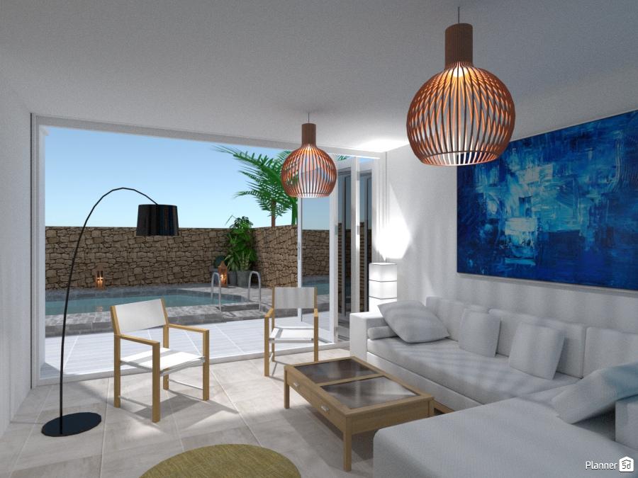 Summer House   House Ideas   Planner 5D ?