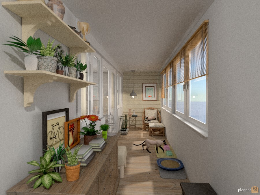 Planned Nº 04 - Apartament 915889 by Michelle Silva image