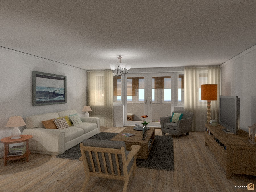 Planned Nº 04 - Apartament 917603 by Michelle Silva image