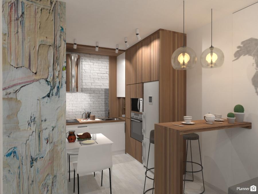 Дизайн кухни 2455634 by Татьяна Максимова image